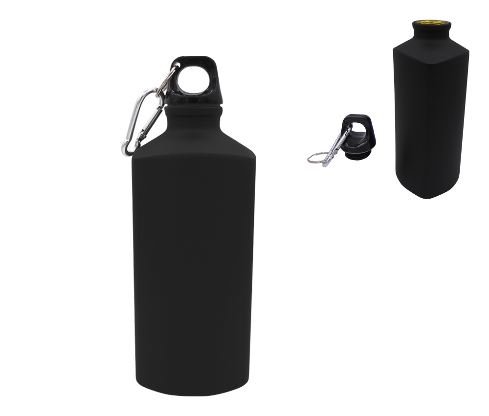 600ML MATTE TRI BOTTLE HA-158