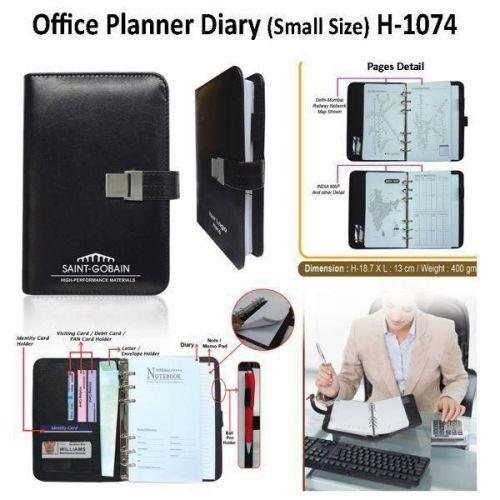 Office Planner Diary (Small Size) 1074