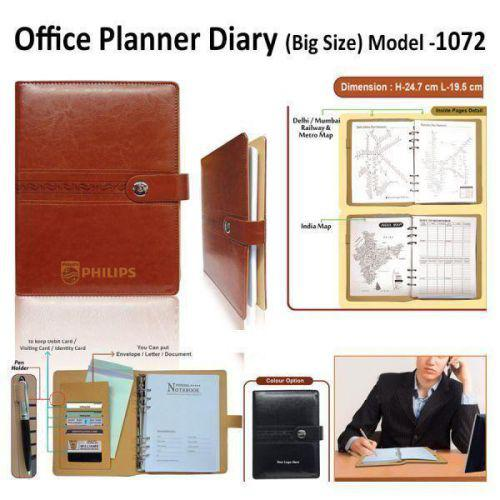 Office Planner Diary 1072 (Big Size)