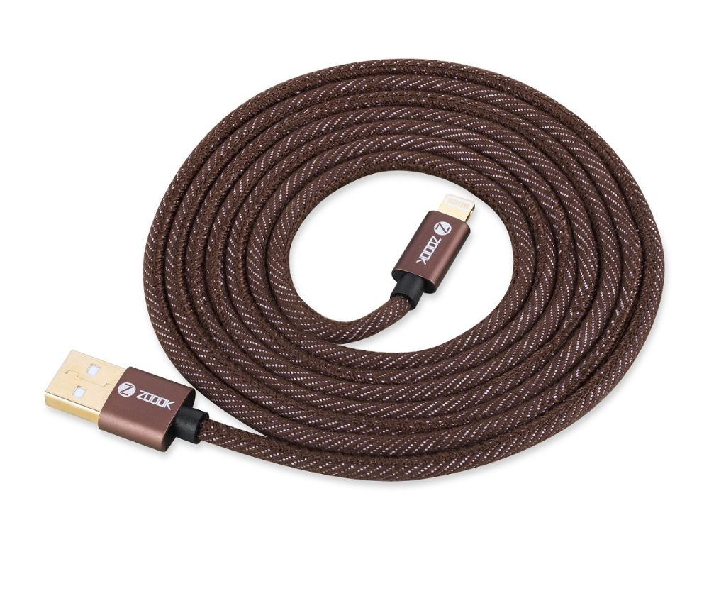 Universal Charge & Sync Cable-ZF-Denim (I-Devices)
