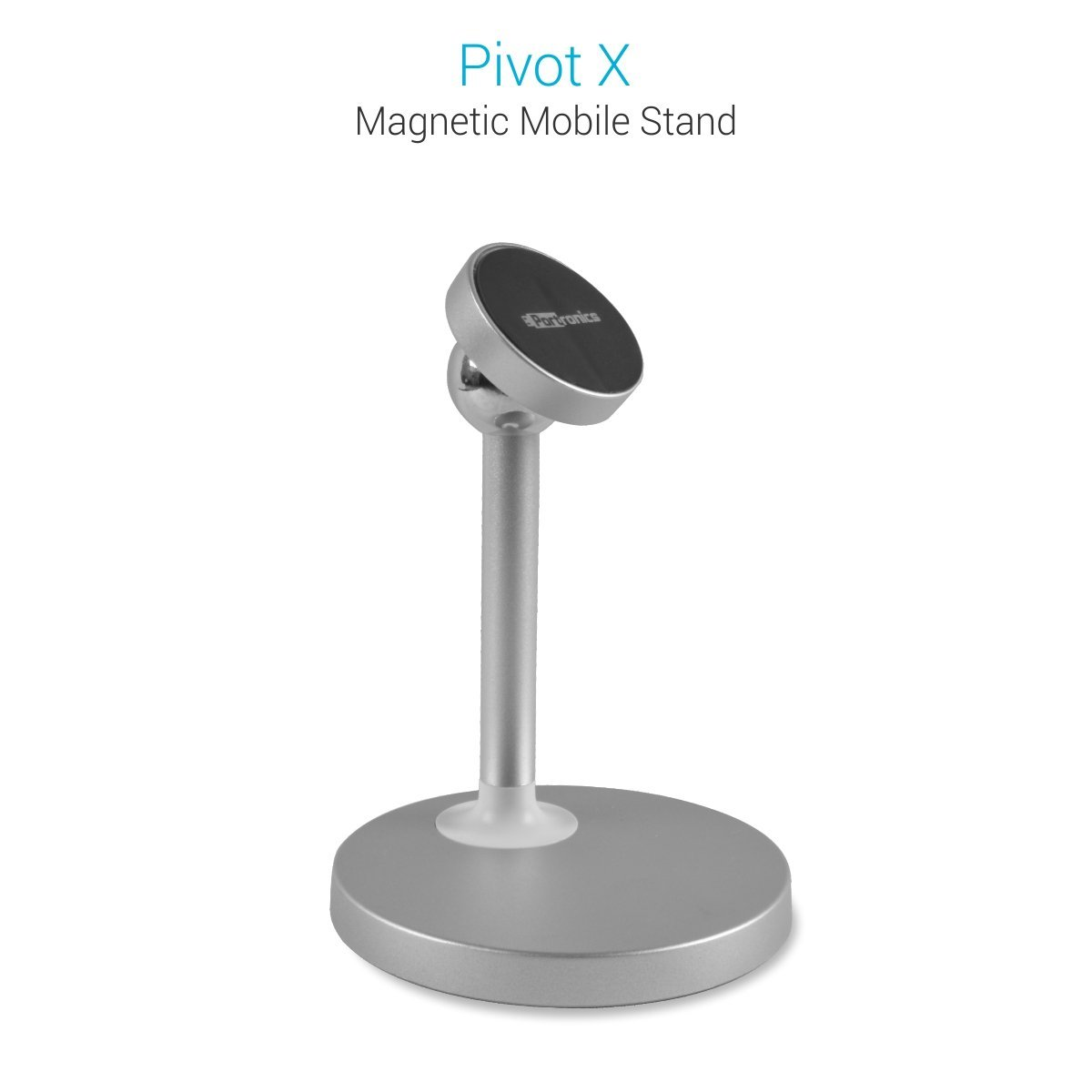 Portronics por 872 Magnetic Mobile Stand
