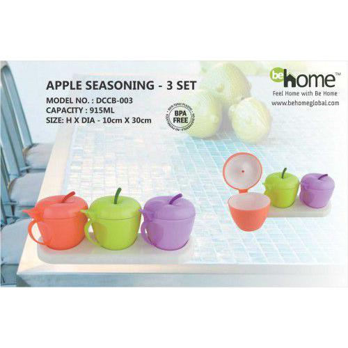 BeHome Apple Seasoning DCCB-003