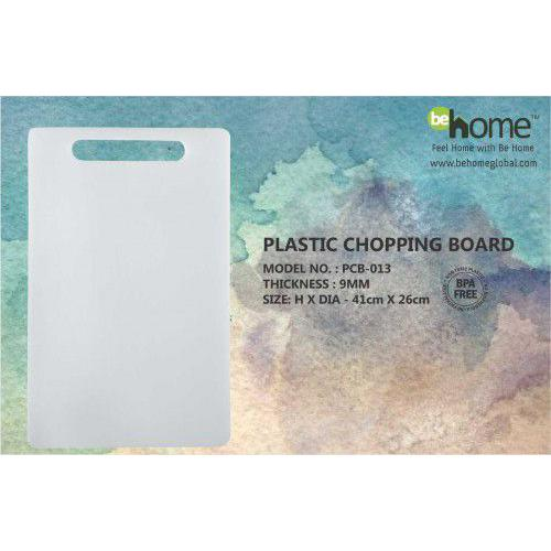 BeHome Plastic Chopping Board PCB-013