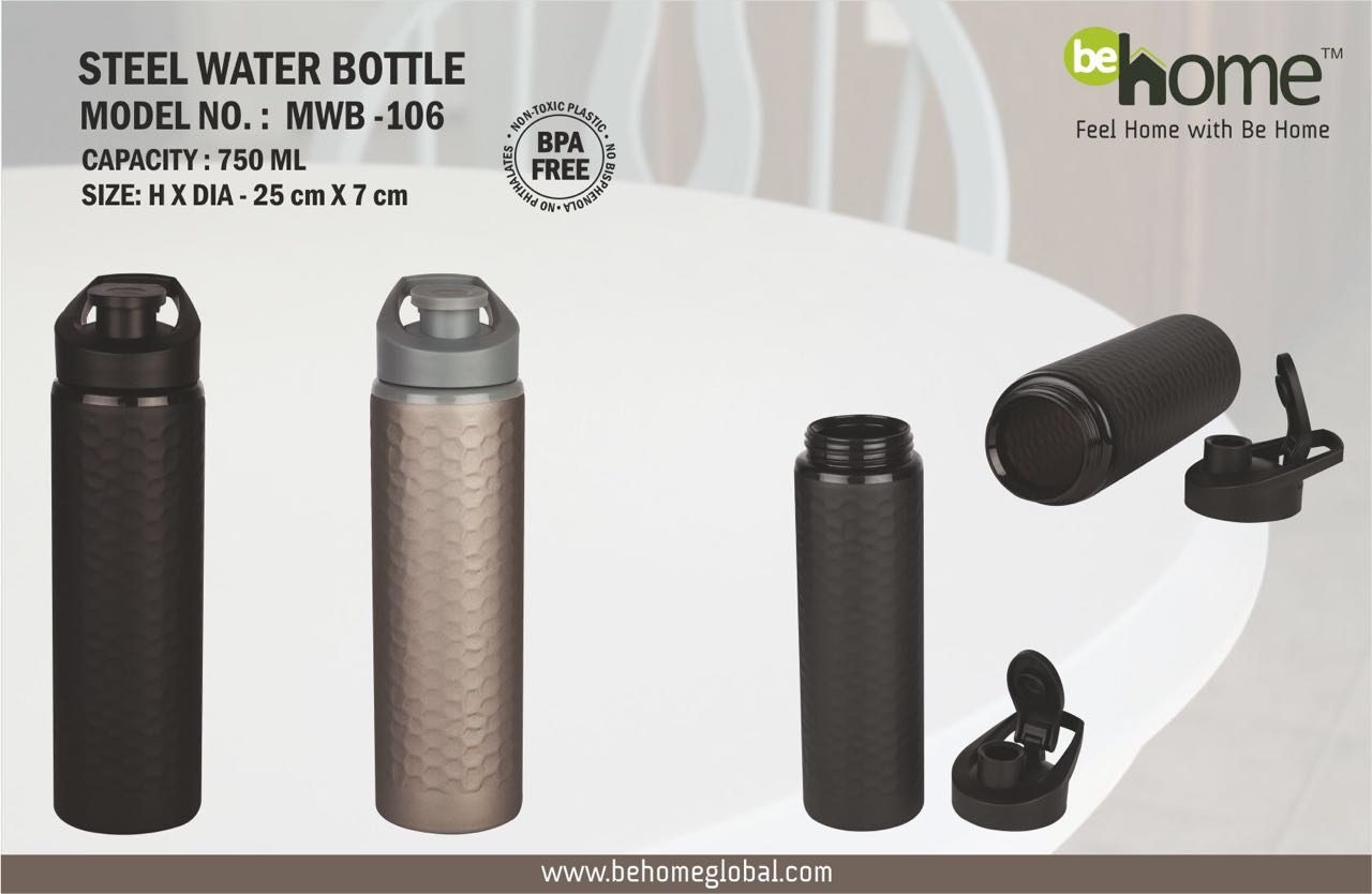 BeHome Steel Bottle MWB � 106