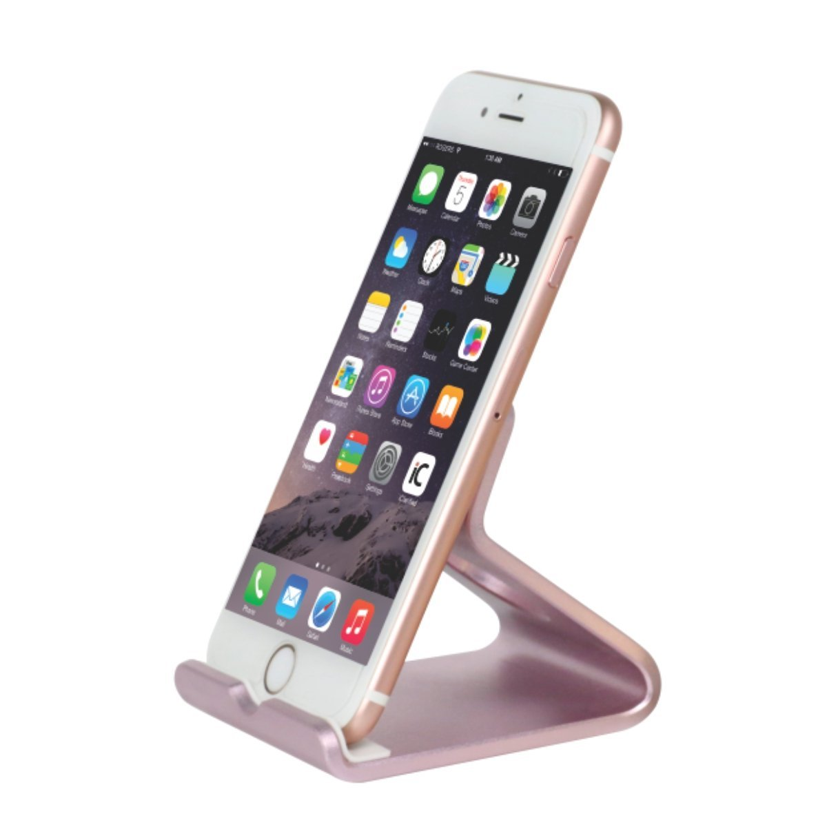 Portronics Docker Universal Phone Stand for Apple Devices  POR-741