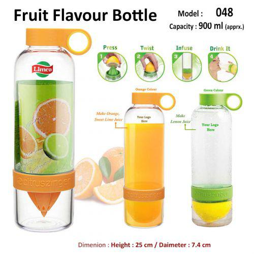 Fruit Flavour Bottle 900ML-048