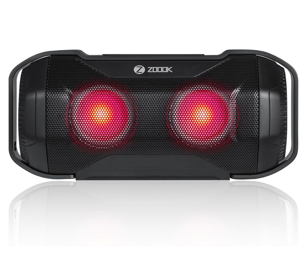 Zoook Bluetooth Speaker ZB-Rocker Jam