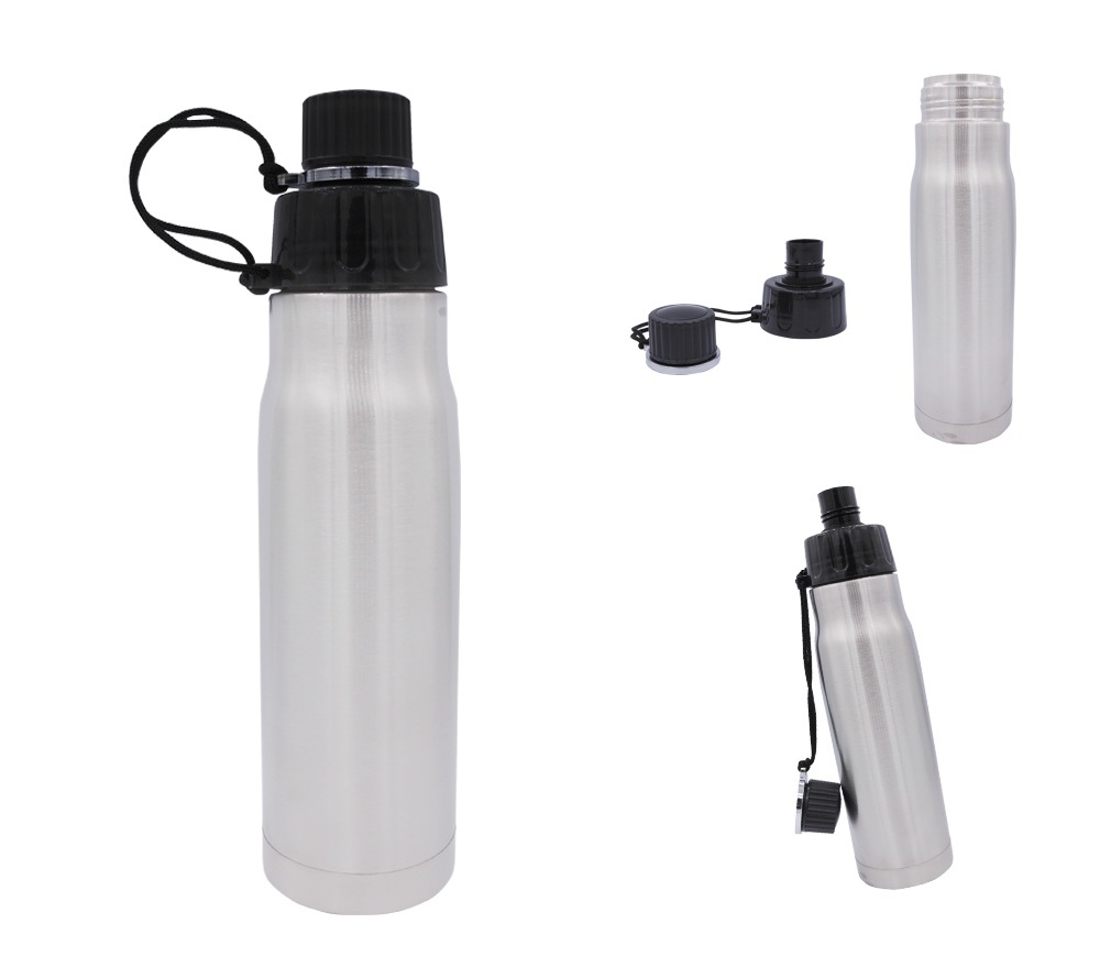 T402-700ML STEEL BOTTLE HA-174