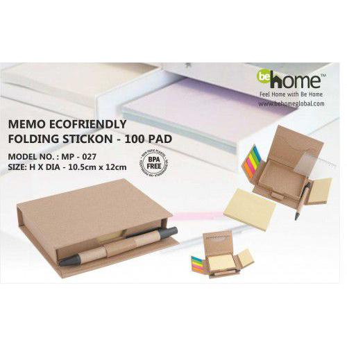 BeHome Memo Ecofriendly Folding MP-027