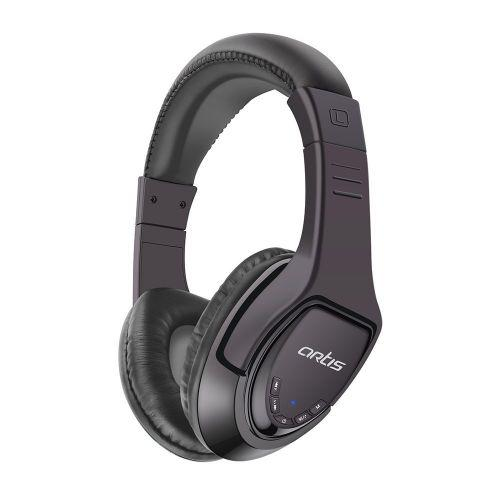 Artis BH180 Bluetooth Headphone with Mic. / FM Radio / Micro SD card Reader
