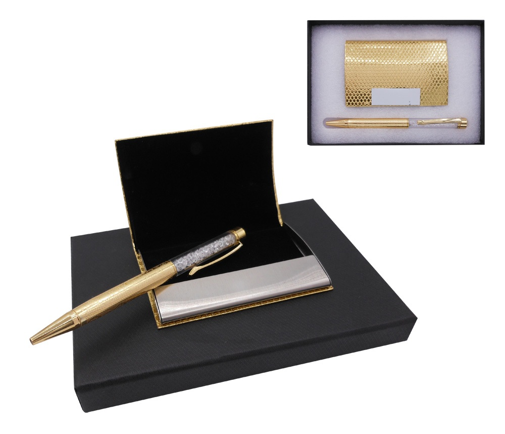 2-IN-1 GOLD GIFT SET GS-034