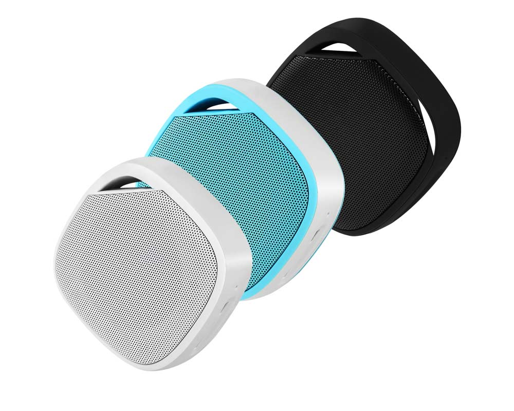 Zoook Bluetooth Speaker ZB-ROCK Classic Black