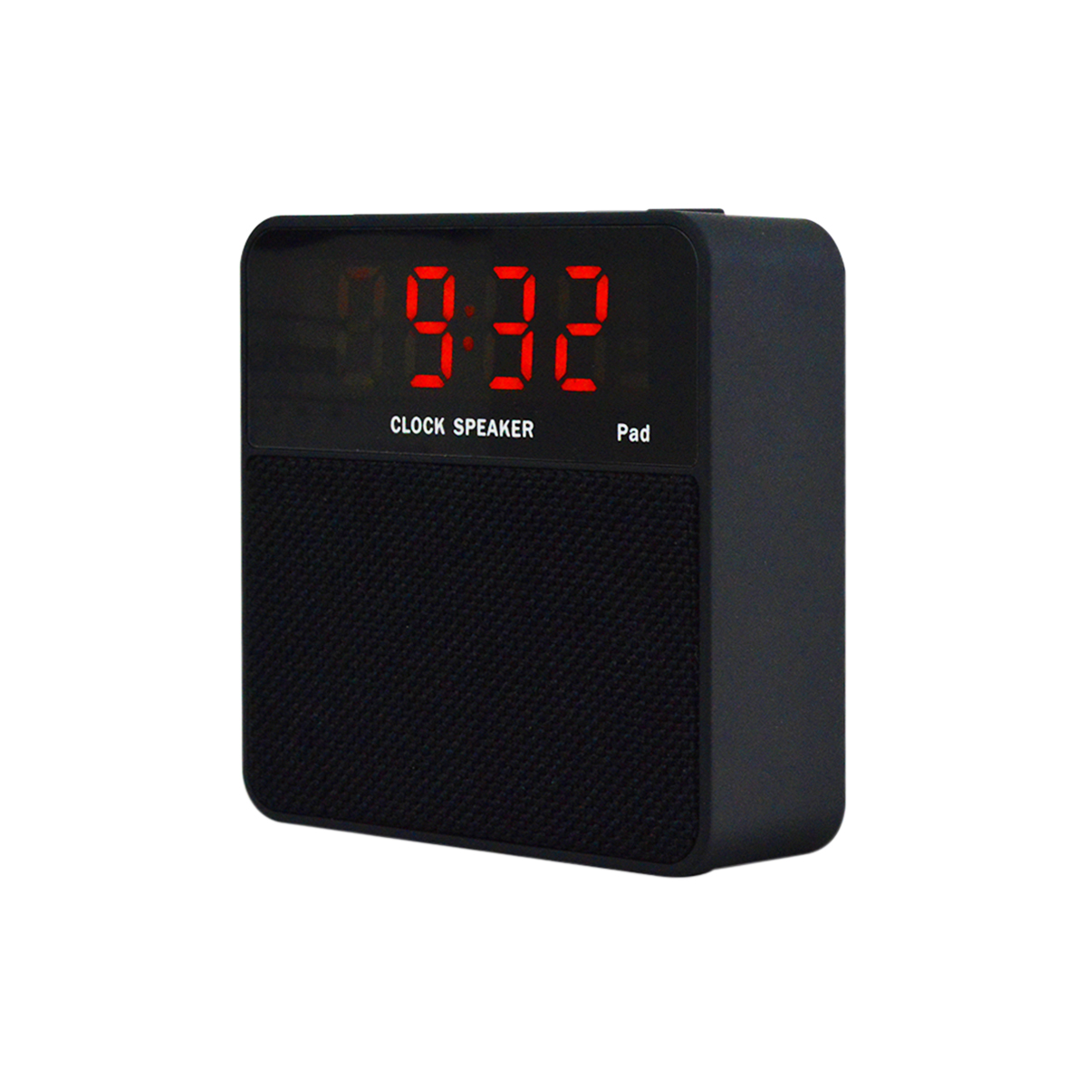 Artis BT11 WIRELESS PORTABLE BLUETOOTH SPEAKER WITH TF CARD READER/AUX IN/ ALARM CLOCK/USB