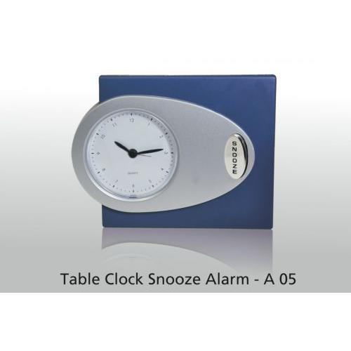 Table Clock Snooze Alarm