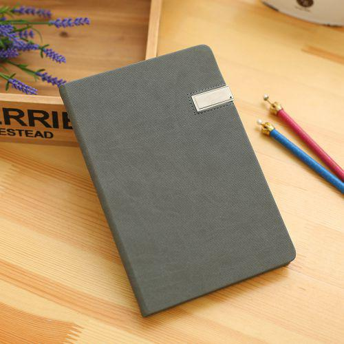 Promotional Notebook Diary with USB Pen Drive Slide