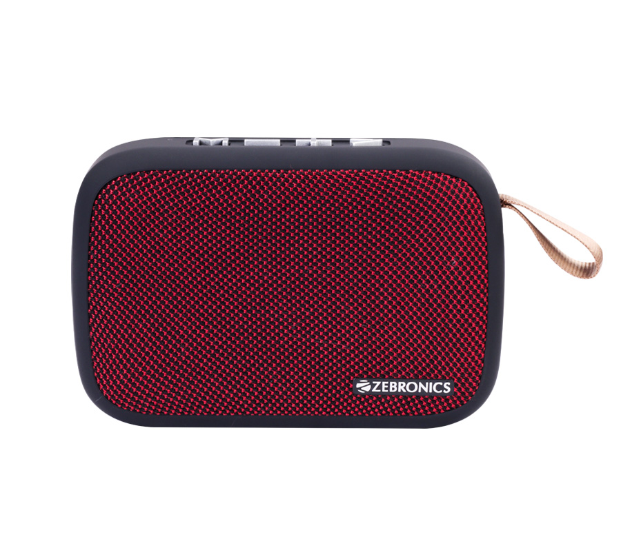 Zebronics PORTABLE BT SPEAKERS Zeb-Delight