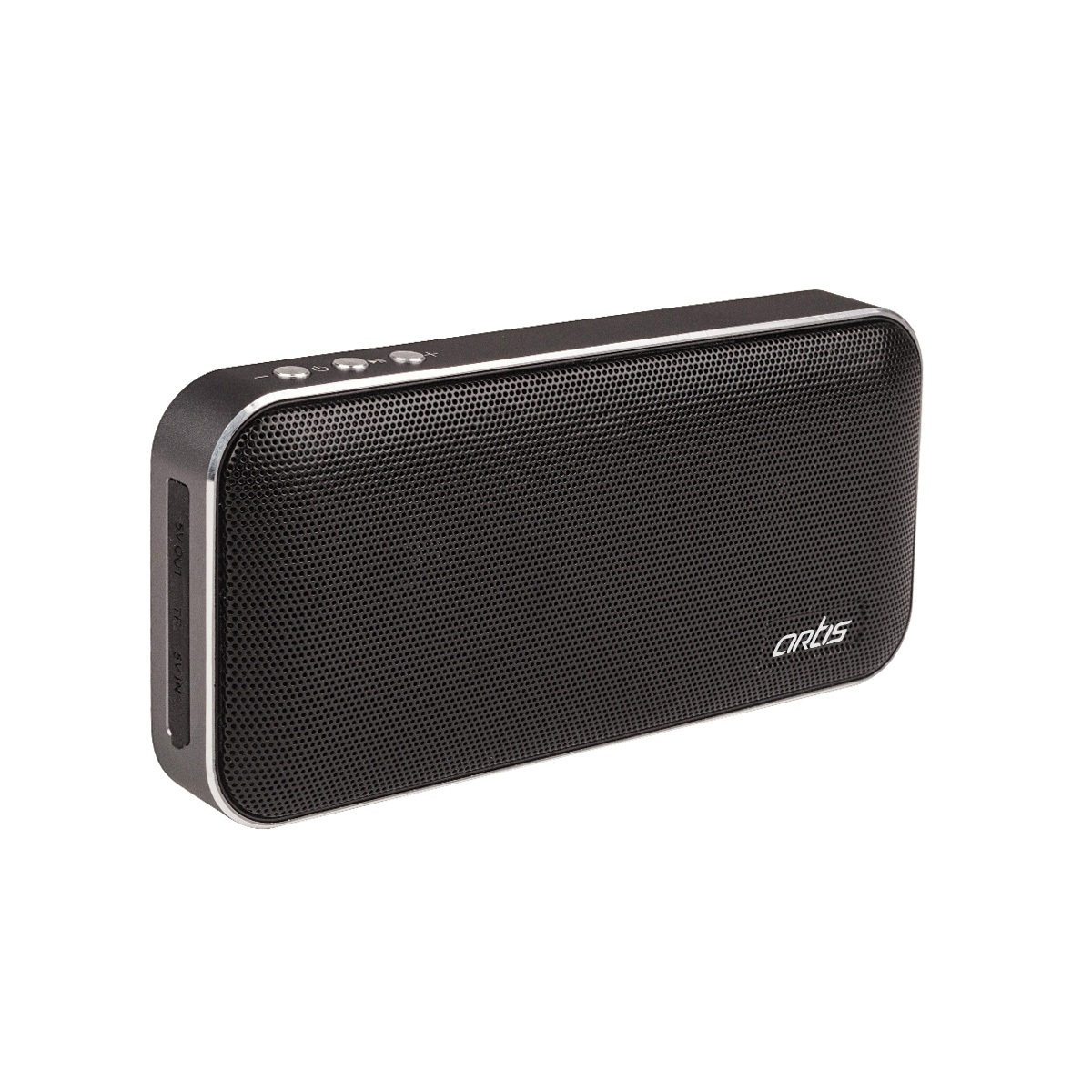 ARTIS BT36 WIRELESS PORTABLE STEREO BLUETOOTH SPEAKER WITH MIC. FOR HANDS FREE CALLING & TF CARD REA