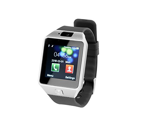 Zebronics Smartwatch Tim100 for All android / IOS devices - Black