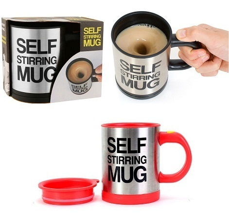 SELF STIR MUG HA-164
