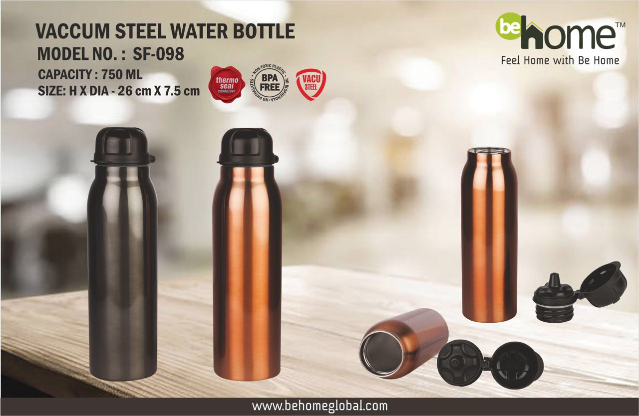 BeHome Vaccum Steel Bottle SF � 098