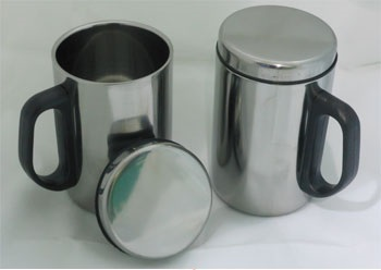 STAINLESS STEEL MUG HA-147