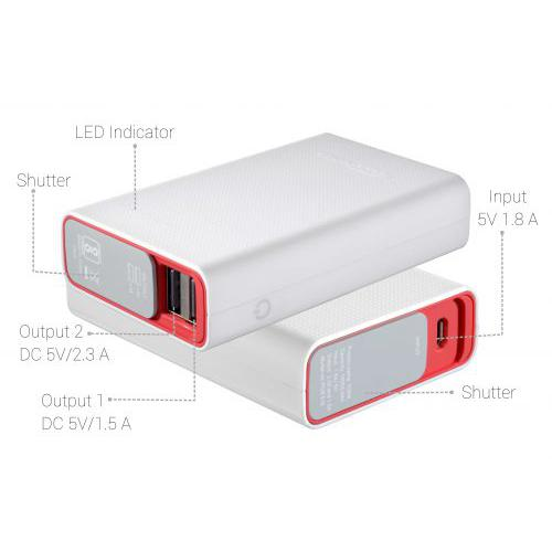 Portronics Tork 10050 mAh Power Bank