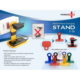 POWER PLUS MOBILE CHARGING STAND E56