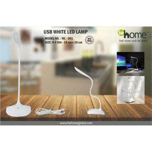 BeHome Usb White Led Lamp WL - 001