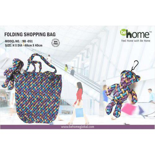 BeHome Floding Shopping Bag SB - 051