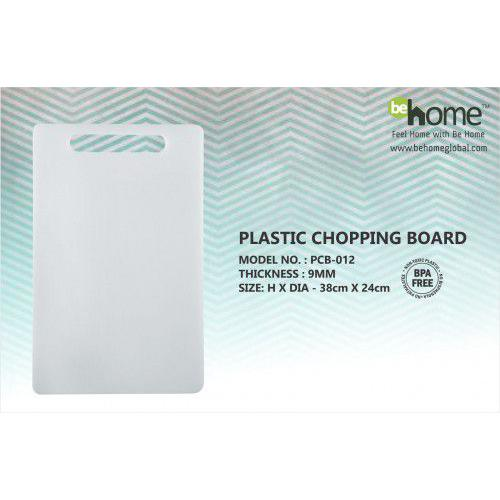 BeHome Plastic Chopping Board PCB-012