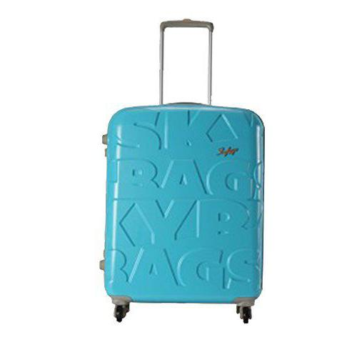 Skybags Oscar Polycarbonate 55.3 cms Mash Up Hard Sided Carry On