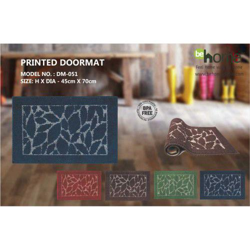 BeHome Printed Doormat DM-051