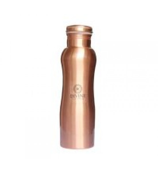 Curve Copper Bottle 1000ML DC-34