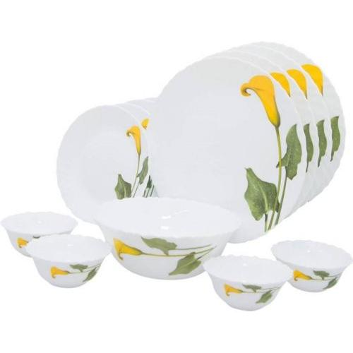 Ceramic Dinner Set - 27 PC