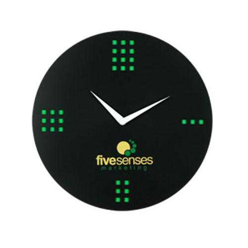 Square Orbit Clock TB 1205