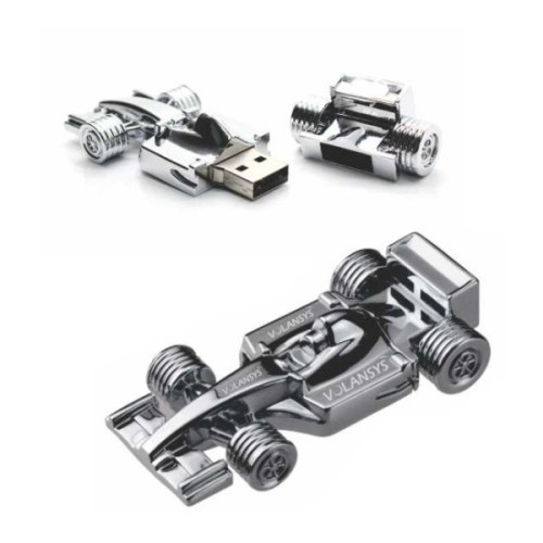 F1 Car metal pen Drive