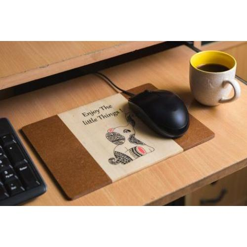 Wooden Mousepad