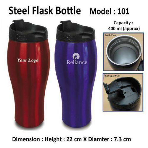 Steel Flask Bottle 400ML-101