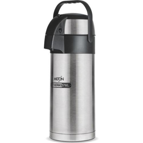 Milton Beverage Dispenser 3000 Steel Flask [FG-TMS-FIS-0045]
