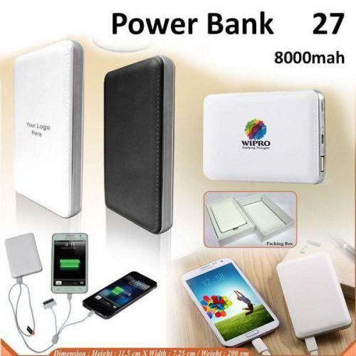 Power Bank 8000mAH-27