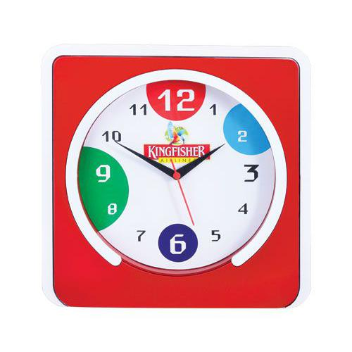 Kingfisher Wall Clock (Dial Dia 202 mm) TB 1303