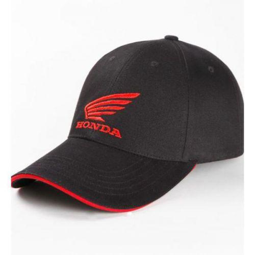 HONDA CAP with 5 panel and eyelets