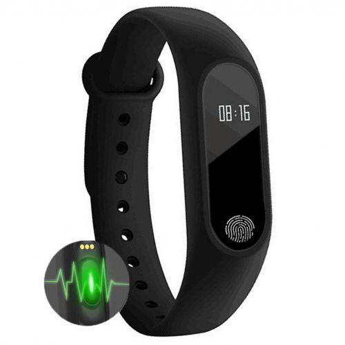Fitness & Heart Rate Tracking Smart Band M2
