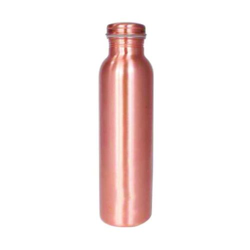 Promo Copper Water Bottle - 1 Ltr