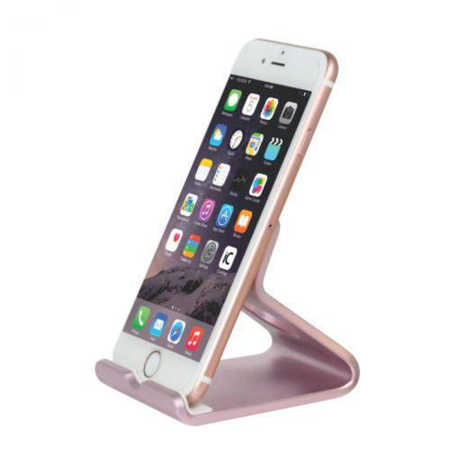 Portronics POR-741 Docker Universal Mobile phone Stand For iPhone , iPad , iPod with Docker Stand (R