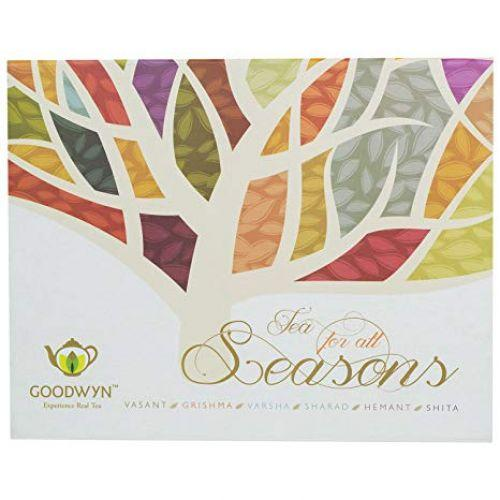 Goodwyn Tea Seasons 60 Tea Bags