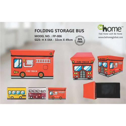 BeHome Folding Storage Bus FP - 006