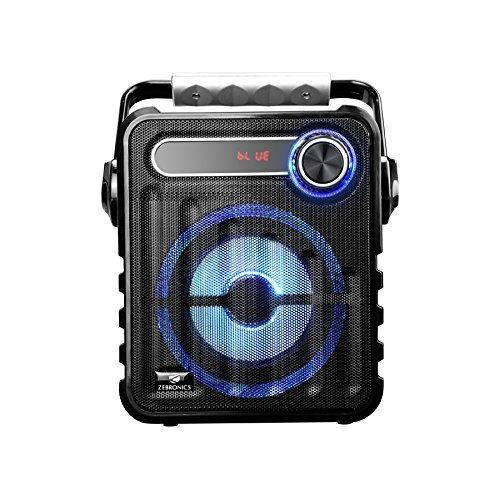 Zebronics ZEB-BUDDY Portable Bluetooth wireless Speaker with built in FM