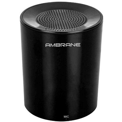 Ambrane Wireless Portable Bluetooth Speaker with Aux in/TF Card Reader/Mic. BT-1200