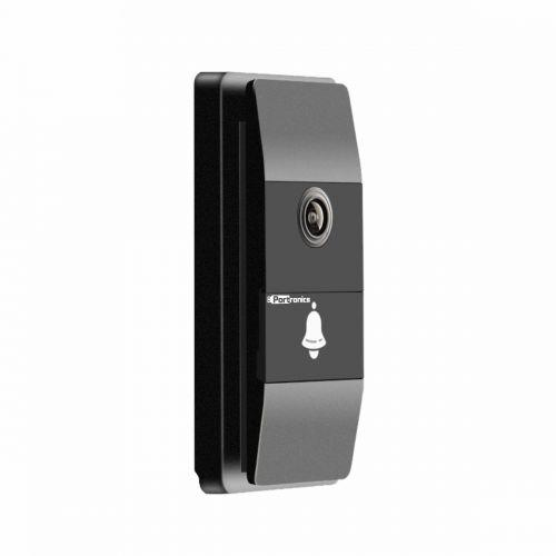 Portronics mBell Smart Re-chargeable doorbell which connects to the 2.4GHz Wi-Fi network, Co POR 878
